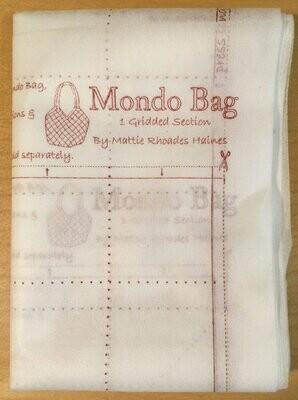 Mondo Bag Interfacing