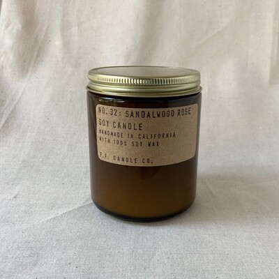 Pf Candle Co - Sandalwood Rose