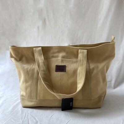 Matin Canvas Weekender Bag