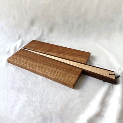 Sabbath-Day Woods Wedge Serving Board