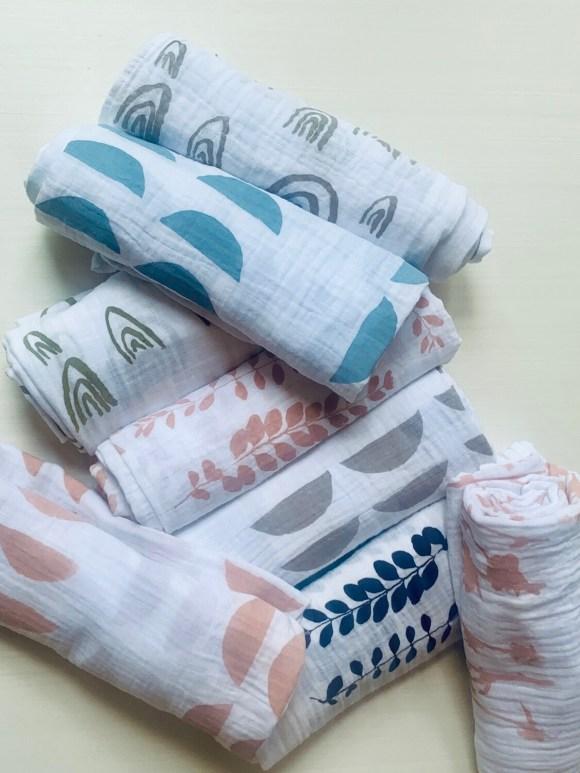 Muse Swaddle Blanket