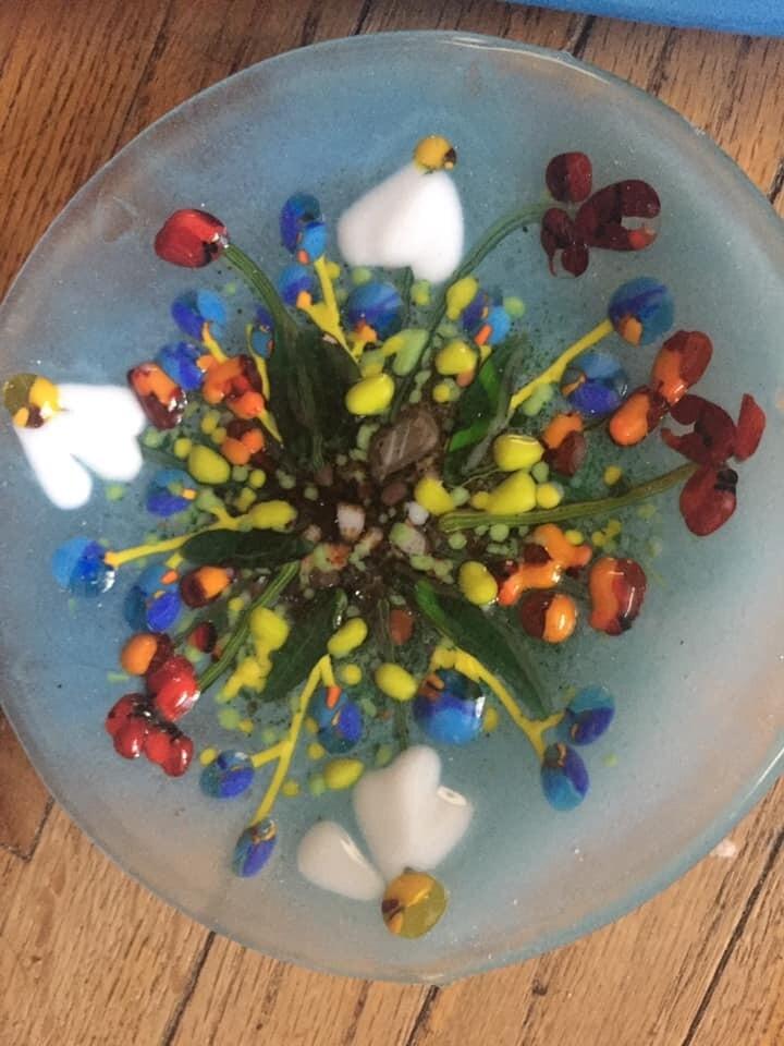 Glass Class Mini Bowl