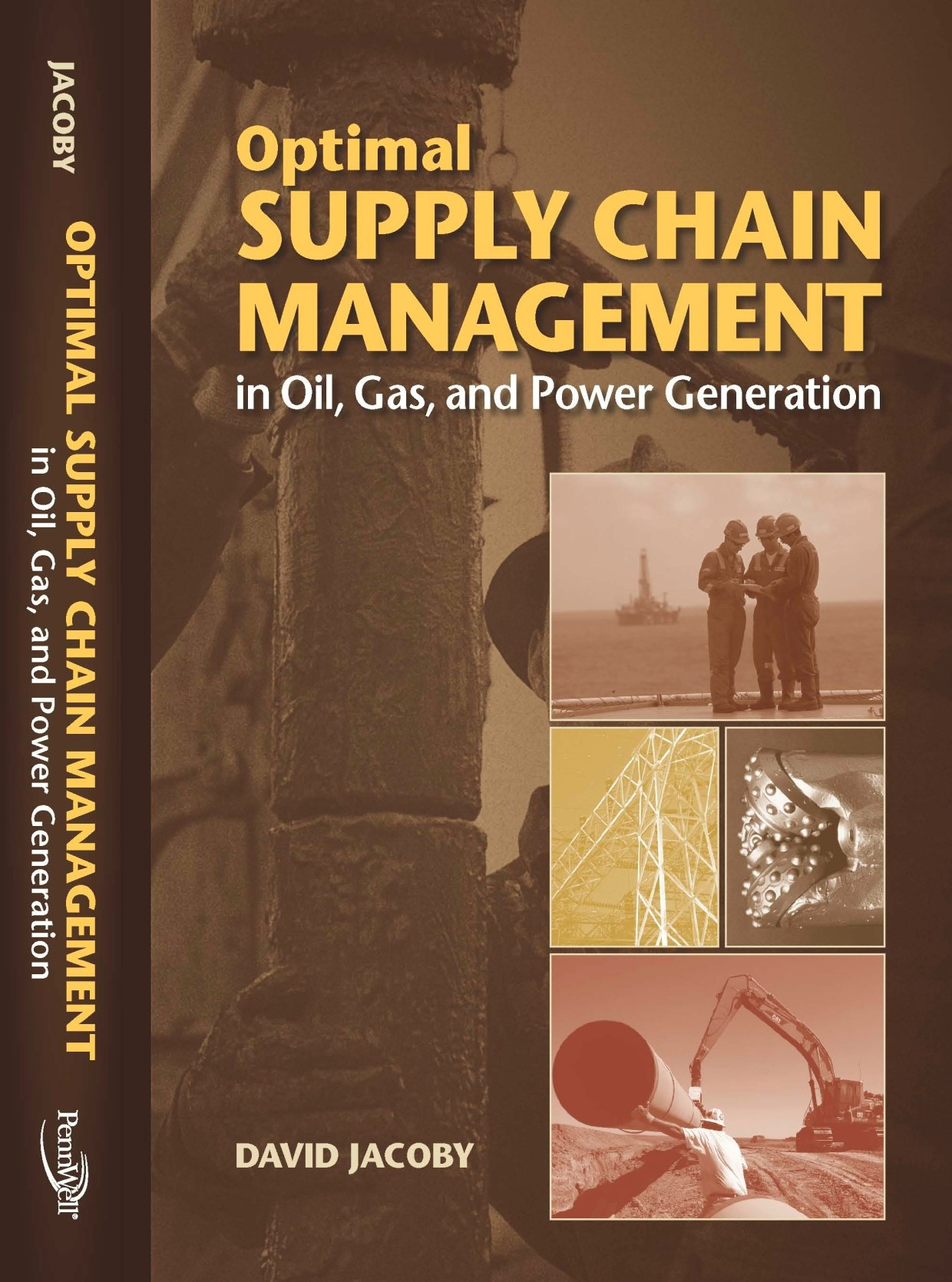 Optimal Supply Chain Management in Oil, Gas, and Power Generation 10055