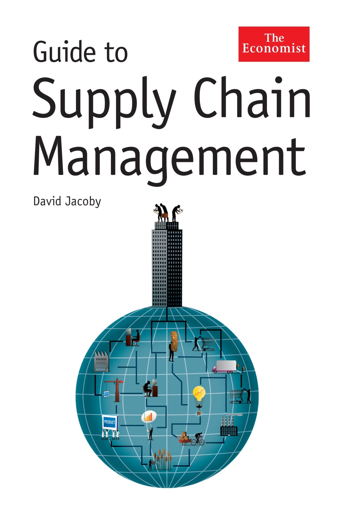 The Guide to Supply Chain Management 10057