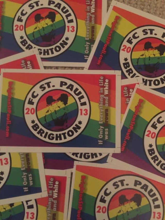 10 x Pride Sticker Pack - Individual 85x55mm STICKER_PRIDE10