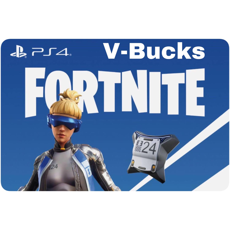 Fortnite Neo Versa VBucks for PS4