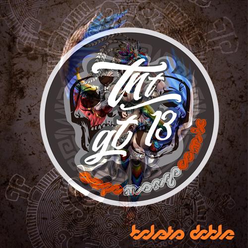 TNT GT 13 Boleto doble tntgt13doble