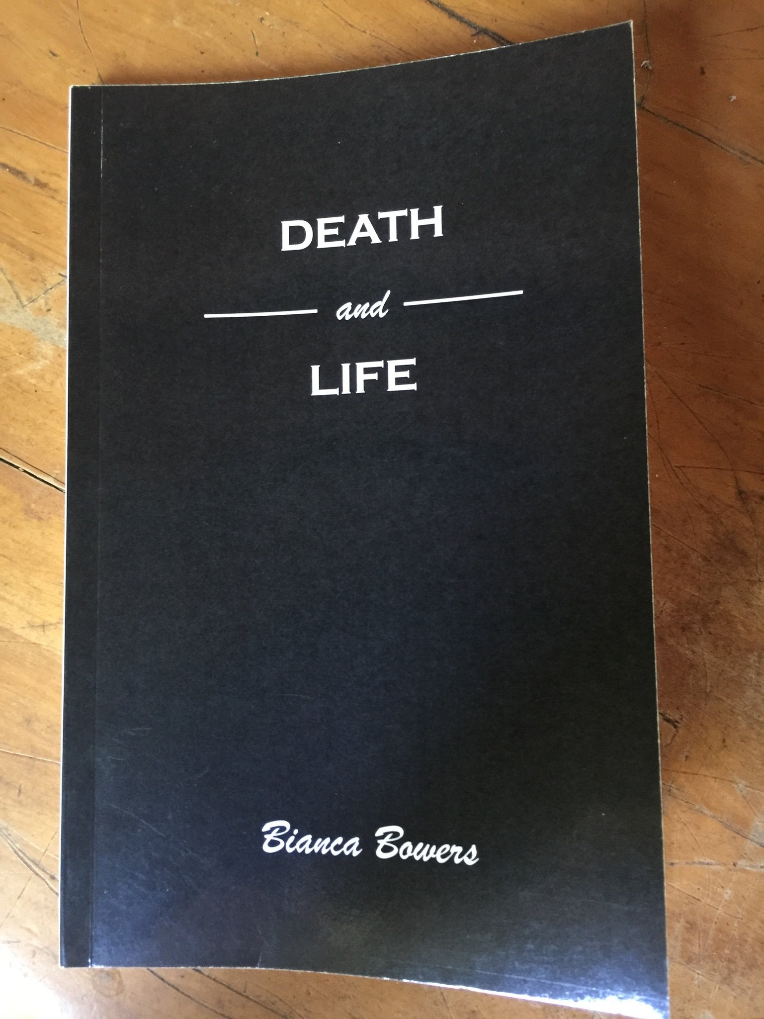 Death and Life (Discounted due to defect) 00003