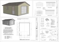 Garage Plans | SDS Plans