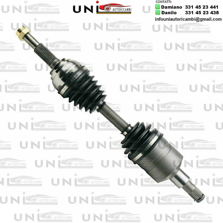 Semiasse Albero Motore Cambio Automatico Manuale