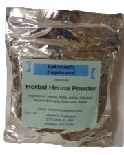 herbal henna powder natural