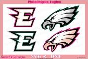 philadelphia eagles design set