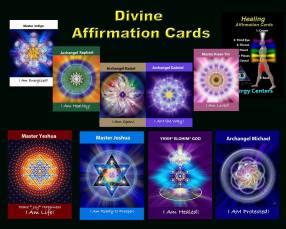 "Divine Affirmation Cards Joseph LoBrutto III Joseph ""Man of God"""