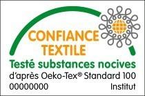 Garantie oeko-tex