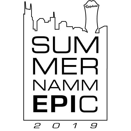 Epiphone Celebrates Summer NAMM 2019