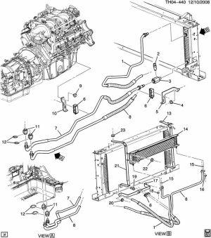 19902009 TopkickKodiak Coolant Temperature Sensor New