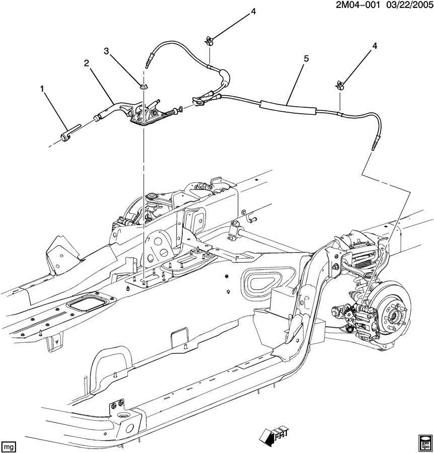 2007-2010 Saturn SKY Emergency E-Brake Parking Handle
