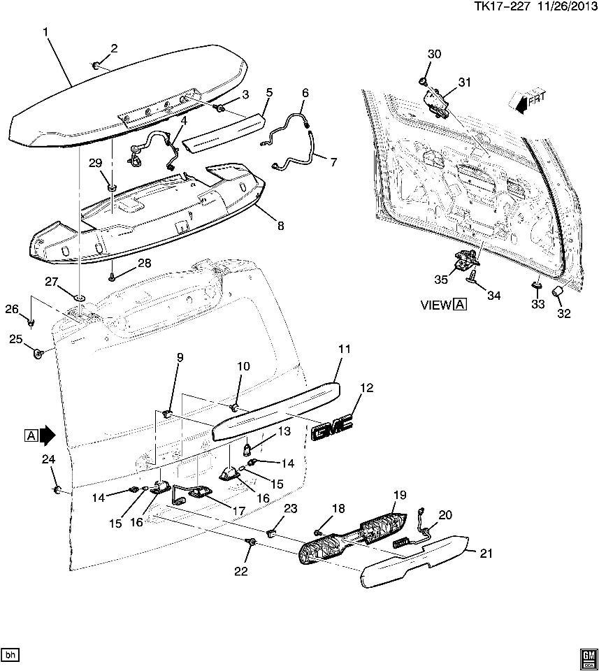 2015 Mitsubishi Outlander Wiring Diagram