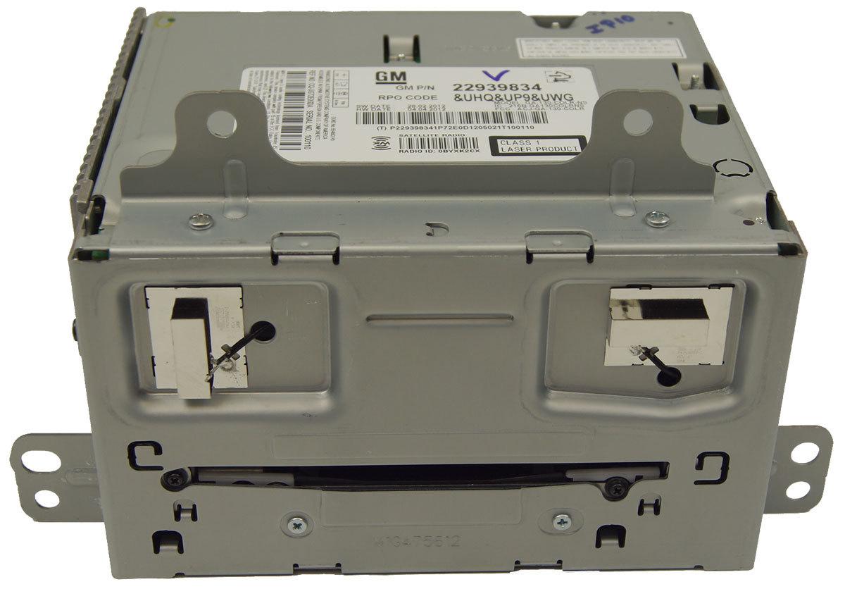 gm radio theft lock rover 75 audio wiring diagram satellite receiver new oem model ga 130 colr ns