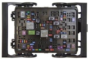 20142015 Chevy Corvette C7 Main Wiring Fuse Block New OEM 23244877   Factory OEM Parts