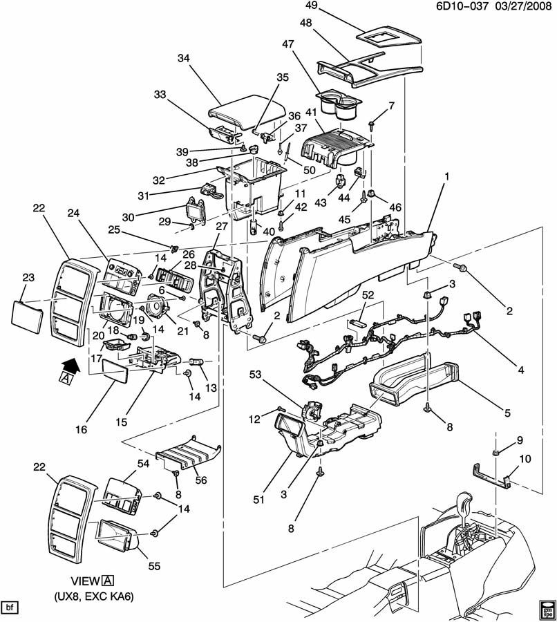 Cadillac Sts Ashtray Wiring Diagram