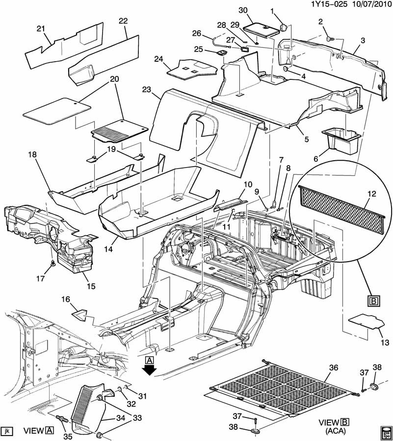 2005 Corvette Parts Diagram • Wiring Diagram For Free