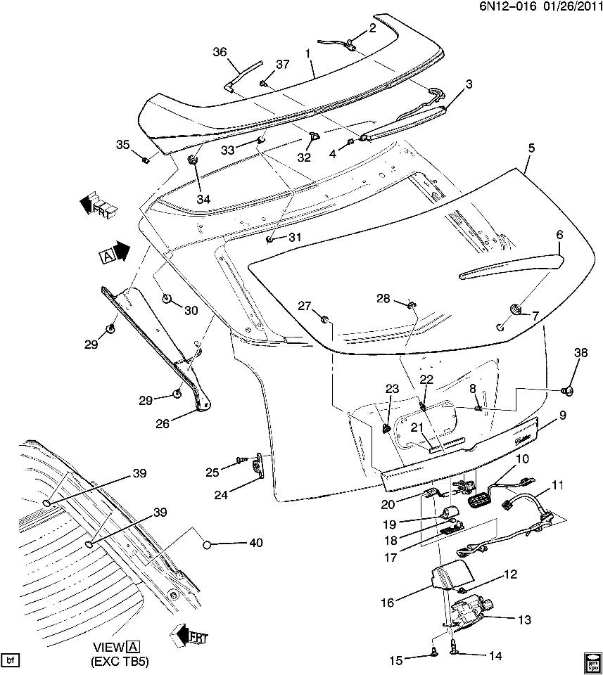 Cadillac Srx Wiring Auto Electrical Diagram