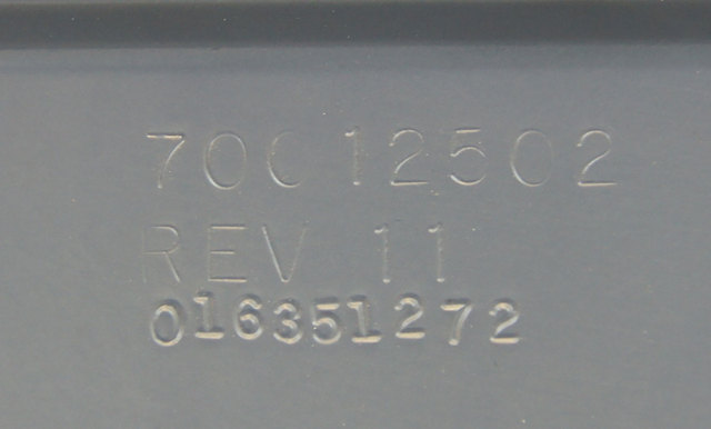 2004-2009 Cadillac XLR Rear Folding Top Convertible