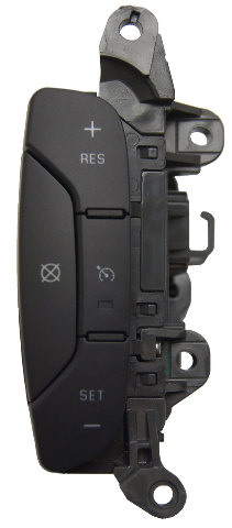 gm radio theft lock speaker jack wiring diagram 2007-2010 saturn outlook cruise control switch new lh oem black 15847245