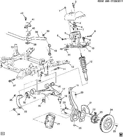 2001 Ford F 150 Suspension Diagram 1995 Ford Ranger