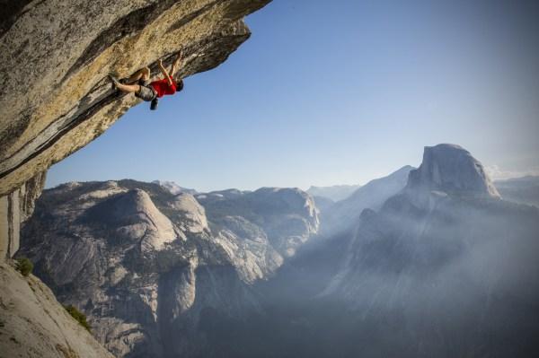 Free Climbing Alex Honnold Yosemite