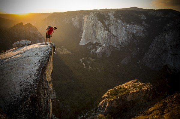 Alex Honnold Free Climb El Capitan