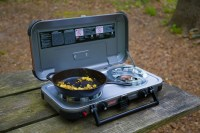 Cook-Off: 'Fyre Champion' Camp Stove Test