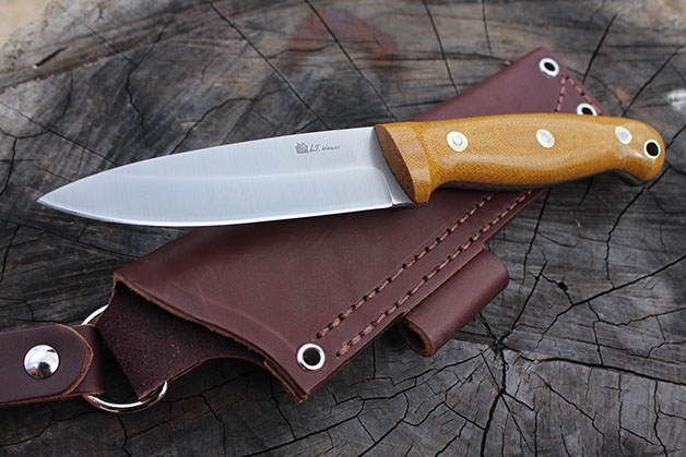 LT Wright Knife