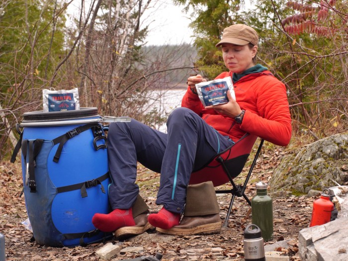 big agnes helinox chair best modern high chairs 2017 boundary waters expedition gear update from the field gearjunkie camp