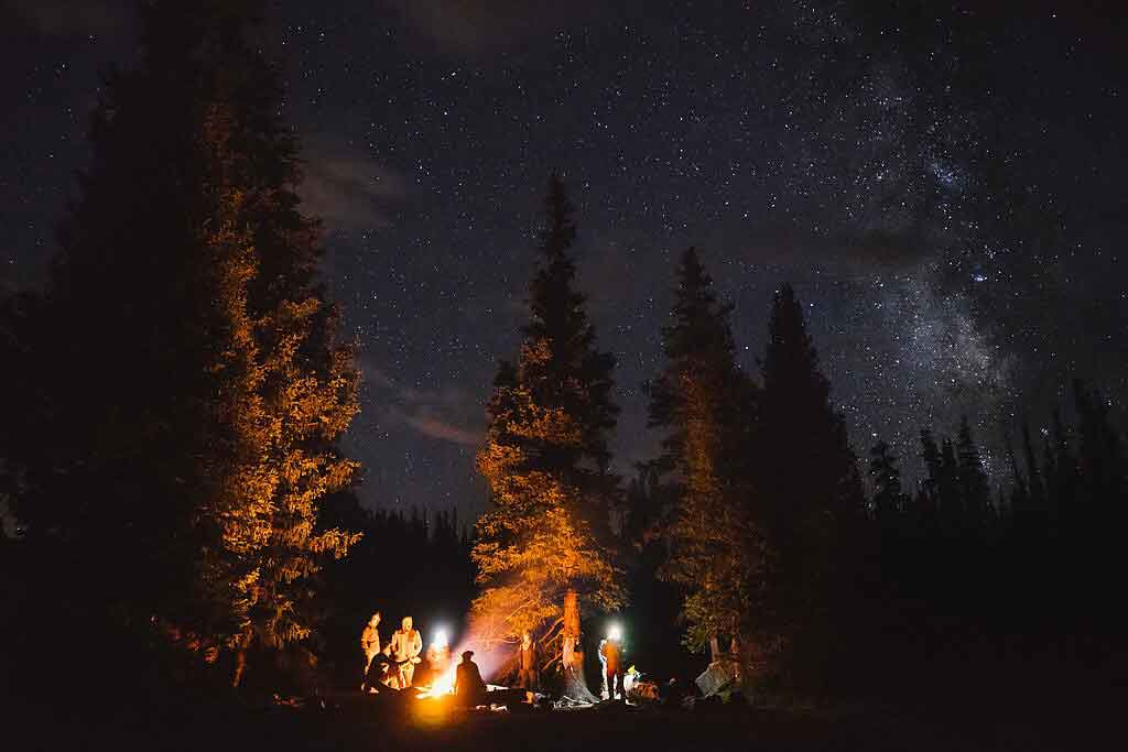 Fall Wooded Wallpaper 200 Nights Under The Stars Gear That Got Me Through