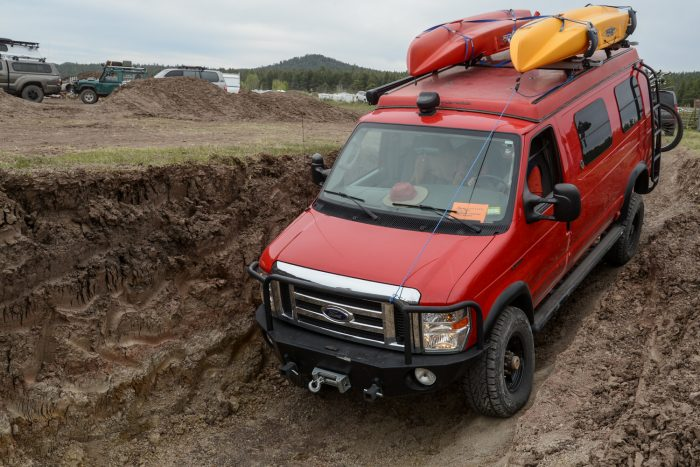 overland don t overload your roof rack