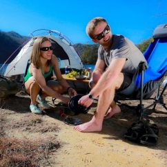Eno Lounger Chair Painted High Chairs Dl: Hammock Comfort In A Camp | Gearjunkie