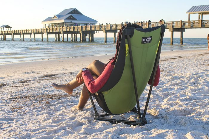 ENO Lounger DL Hammock Comfort In A Camp Chair  GearJunkie