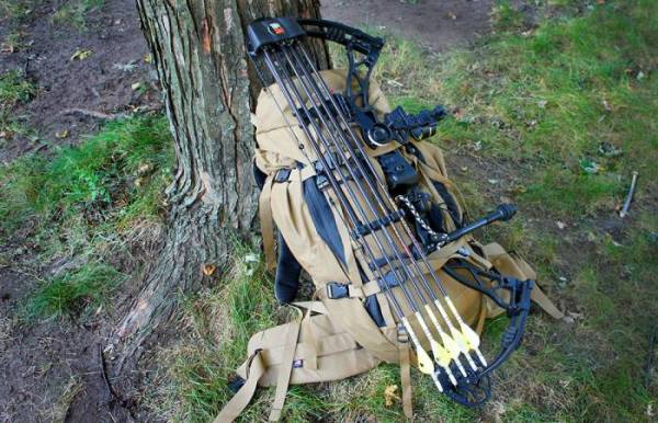 Titanium Frame 'EXO' Pack A Top Choice For Hunting ...