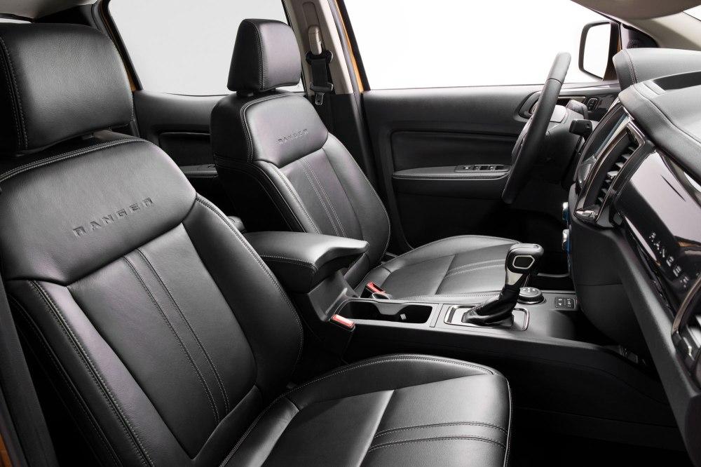medium resolution of 2019 ford ranger interior