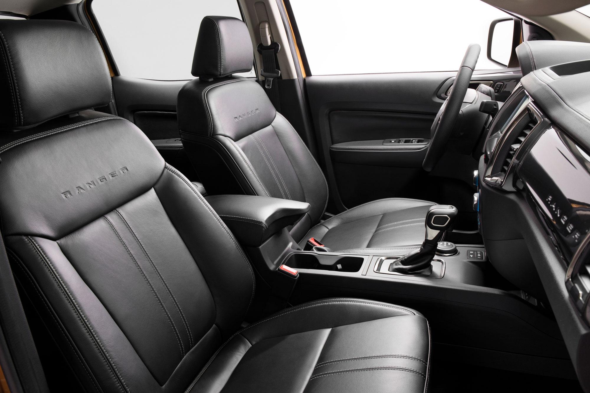 hight resolution of 2019 ford ranger interior