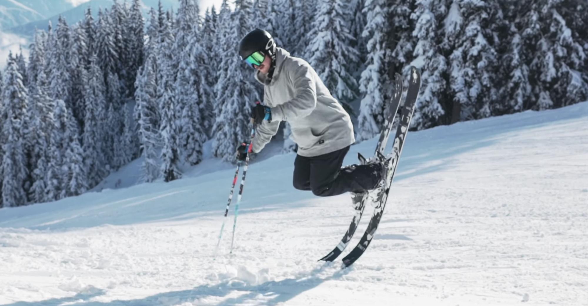 Watch 5 EasytoLearn Ski Tricks  GearJunkie