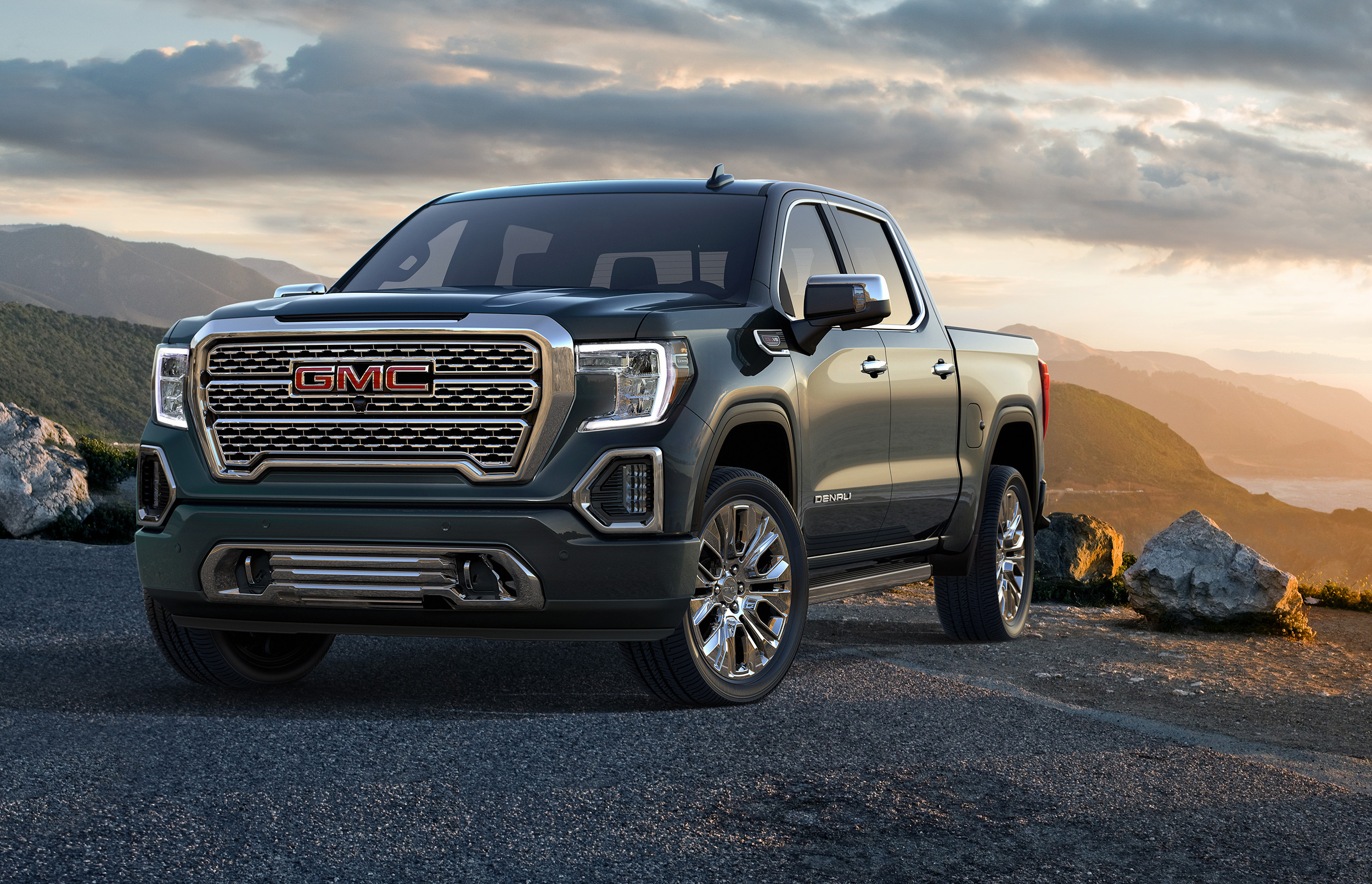 2019 Gmc Sierra 1500 Tailgate Of The Future
