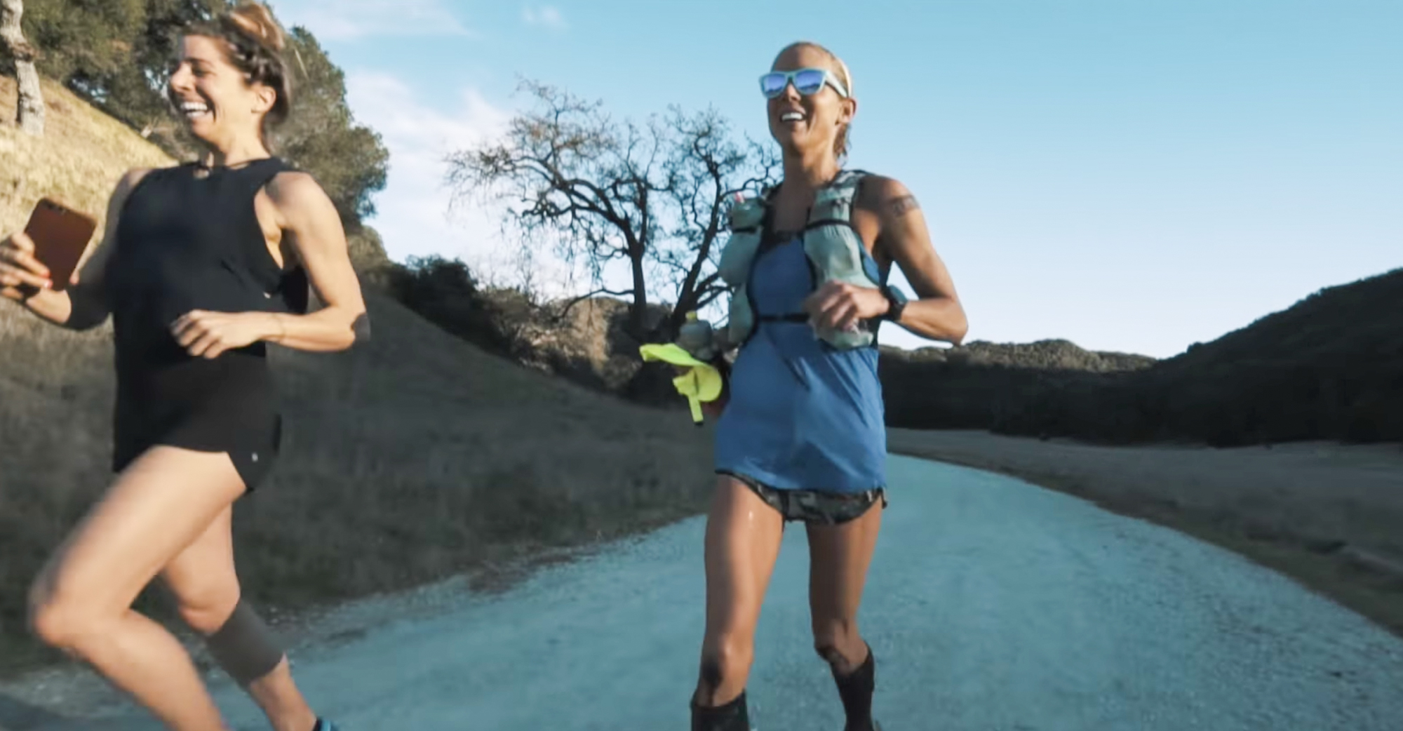 Amelia Boone Offers Raw Look Into Her First 100K  GearJunkie