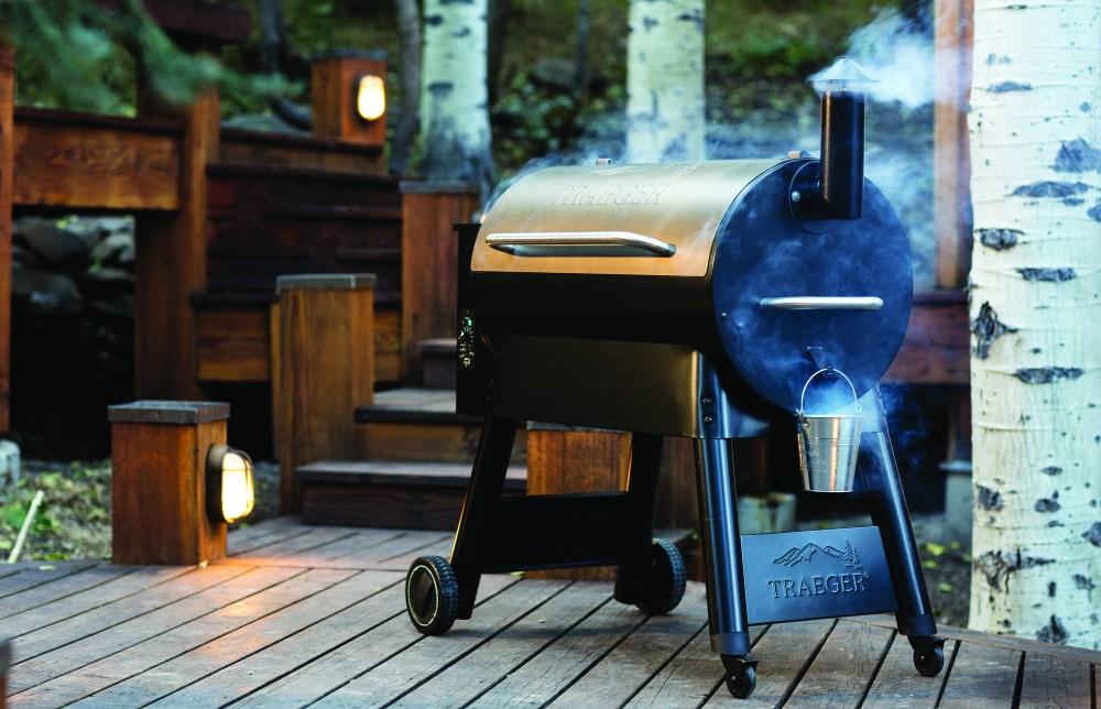 medium resolution of traeger pellet grill pro series 34 review