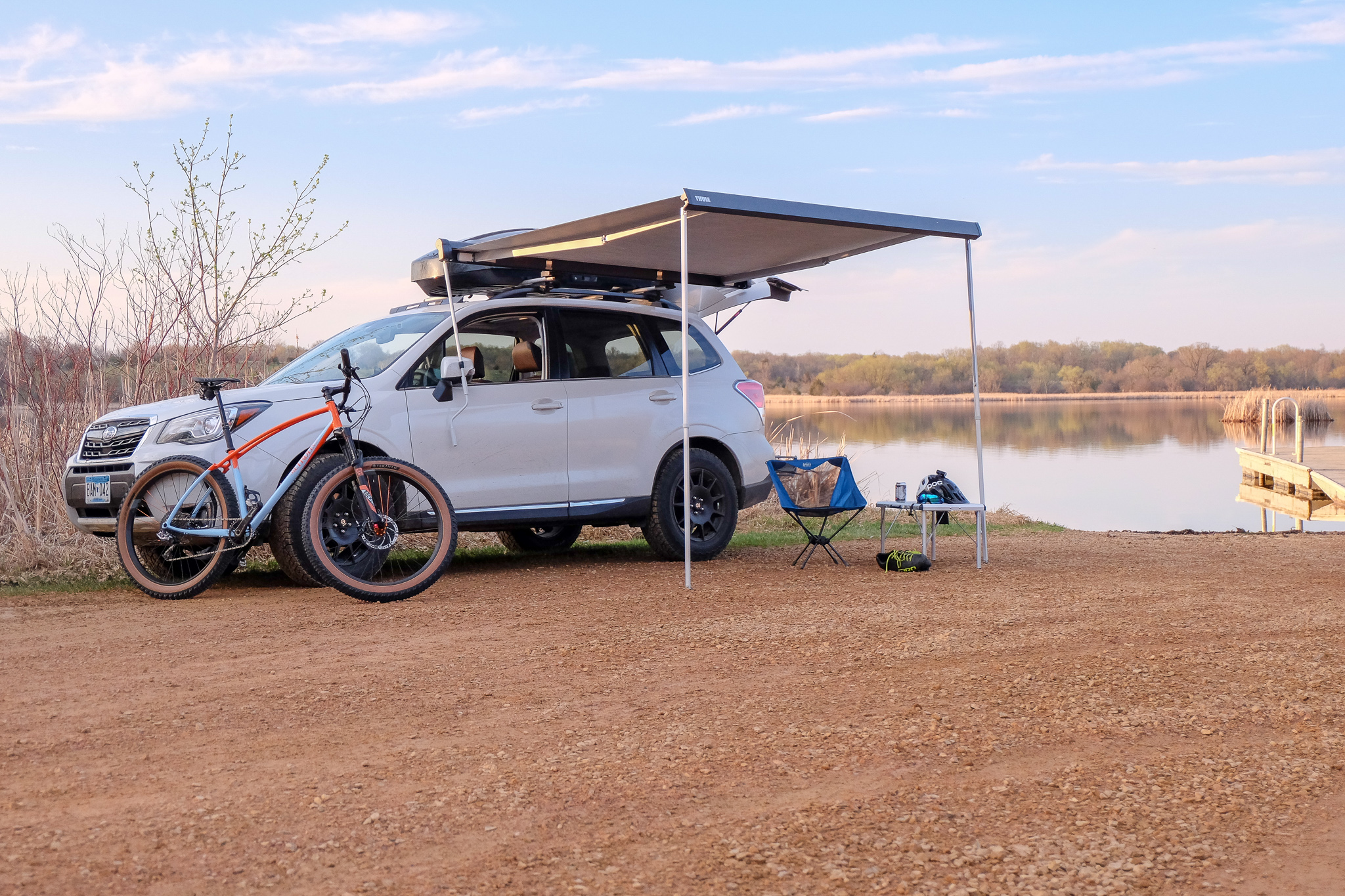 thule awning deploys quick shade