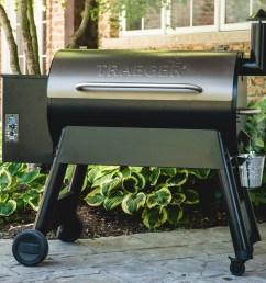 traeger pellet grill pro series 34 review [ 3000 x 1932 Pixel ]