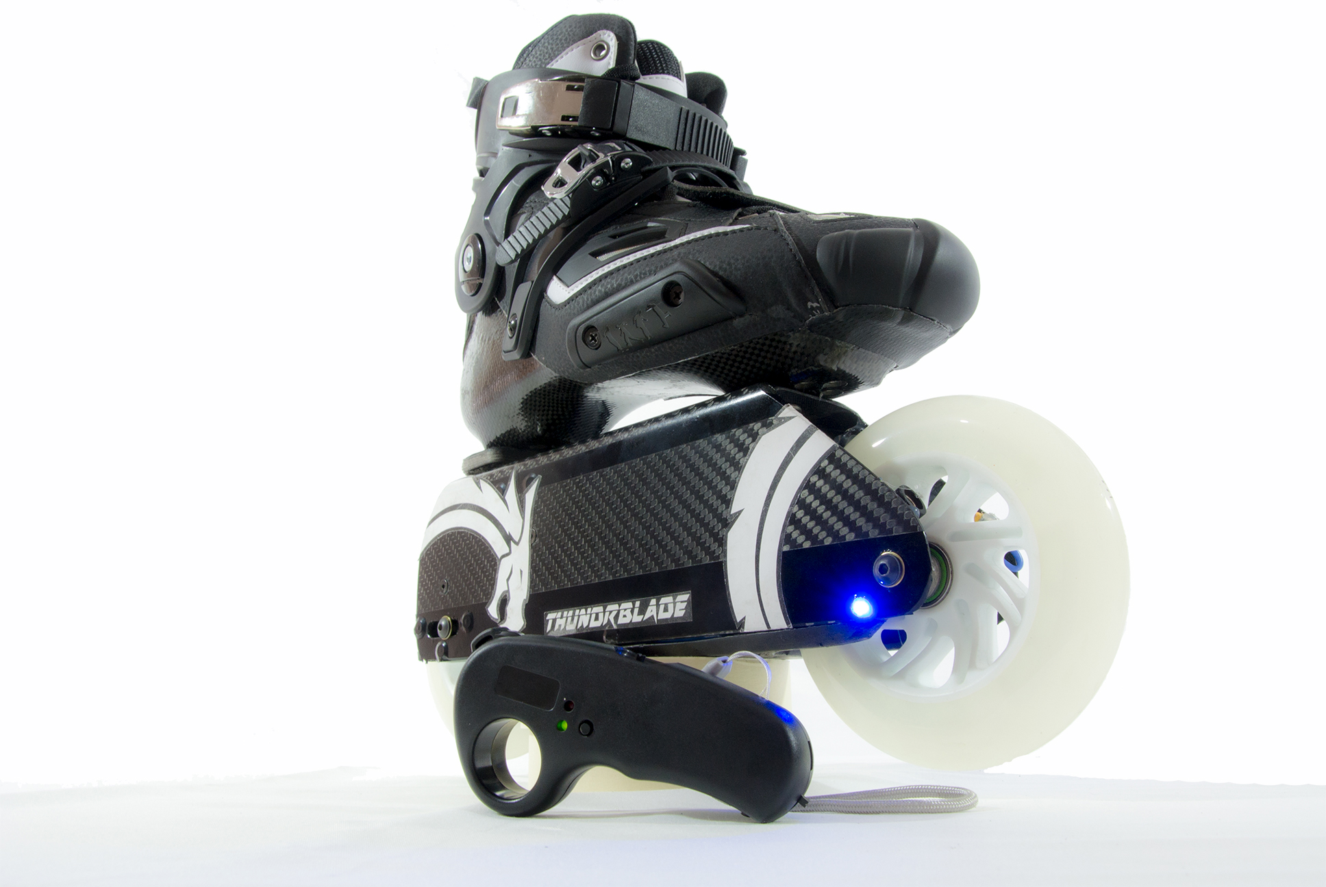thundrblades electric skates throttle