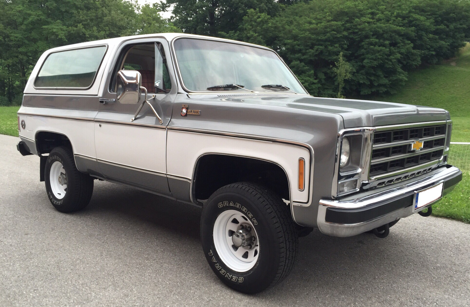 hight resolution of a 1979 chevy blazer photo by by 79k5driver cc by sa 4 0